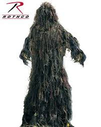 Ghillie Suit Size Chart Size Chart For Rothco 65110 Bushrag The Complete Ghillie