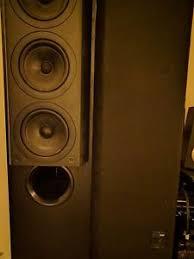 kef 105 speakers. image is loading kef-105-3-speakers-in-good-condition kef 105 speakers