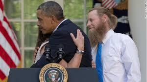 Image result for picture obama bergdahl's mother