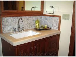 bathroom backsplash. Bathroom With Backsplash Pleasing Vanity Ideas