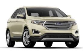 2017 Ford Edge Color Chart 2017 Ford Edge Available Exterior Color Options