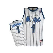 - Ness Magic Authentic And Throwback Mitchell Jersey Nba Hardaway Orlando White Penny