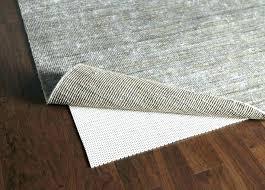 vinyl rug pad s ding safe furniture vinyl rug pad