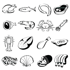 Food Web Coloring Pages Food Chain Coloring Sheets Food Web Coloring