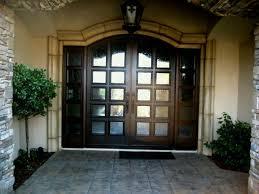 front doors with glass panel above melissa door design