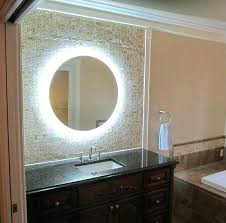bathroom mirror with lights. bathroom mirror lights led best round ideas on washroom oval . with