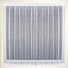 measuring for net curtains involves taking two measurements on your window if you already have a net curtain wire or net curtain rod in place measure the