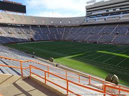 Neyland Stadium 2019 Seating Chart