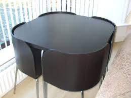 Ikea Fusion Dining Table And Chairs For Sale This Space Saving Table