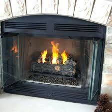 fireplace to gas conversion majestic kit