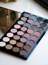 makeup revolution flawless matte eyeshadow palette review the crime of fashion