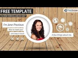The Best Prezi CV/Resume Template (Free)