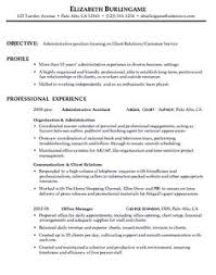 Administrative Assistant Resume Example | Free Admin Sample Resumes ...