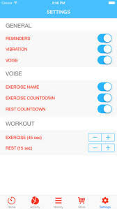 7 minute workout for iphone the best personal trainer plus daily workout for flat abs fast calories burn on the app