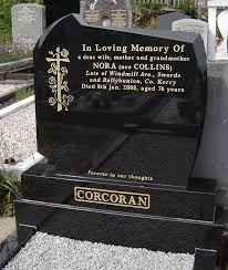 Headstone Quotes Awesome Headstones Memorials Inscriptions And Renovations For Dublin