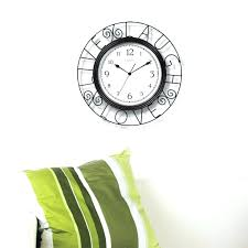 chaney wall clock wall clock wall clocks live laugh love wall clock antiqued chaney instruments wall