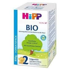 Hipp Bio Organic Stage 2 800g