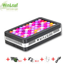 Portable Greenhouse With Grow Lights Us 108 23 34 Off Plants Grow Lamp Tent Box Full Spectrum 600w 1200w 2000w For Indoor Greenhouse Hydroponics Seed And Flowering Led Grow Light In Led