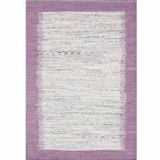 nuloom kinderloom flatweave tasha cotton area rug in sunshine free