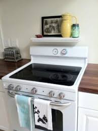 ge retro appliances. Redesigning Your Kitchen? Solid Surface Countertops And A Glass Tile Mosaic Backsplash Can Give Kitchen Nature-inspired Look. Ge Retro Appliances H