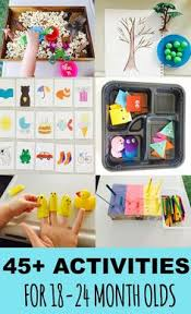 134 best Activities 18 months-24 months images on Pinterest in 2018 ...