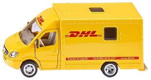 Купить Фургон <b>Siku Почтовая машина</b> Mercedes Sprinter DHL ...