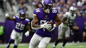 Why Minnesota Vikings tight end Irv Smith Jr. is a 2020 fantasy football  breakout candidate | Fantasy Football News, Rankings and Projections | PFF