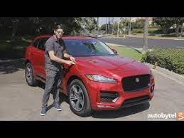 See what power, features, and amenities you'll get for the money. 2018 Jaguar F Pace 25t R Sport Test Drive Video Review Youtube