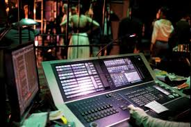 board operator muppet programs monon performed by english national ballet show from the wings at the wales millennium centre cardiff