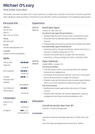 Real Estate Agent Resume Sample Job Description 20 Tips