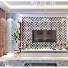 glass tile backsplash ideas silver stainless steel black crystal glass tile ideas bathroom le mosaic patterns metal kitchen wall glass tile backsplash