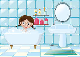picture of a ideas pictures bathtub clipart mandi