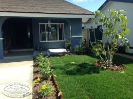 office landscaping ideas. Front Yard Driveway Ideas Amys Office Lighting Fall . Stone Small Landscaping R