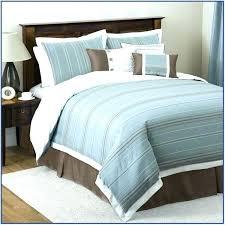 blue and brown quilt cover duvet king teal bedding light sets set