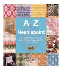 A Z Of Needlepoint Books Bargello Embroidery
