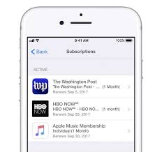 Subscriptions Faq To How On Iphone Itunes Manage Your The nInqwOTPx