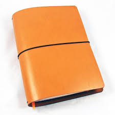 start bay navigator a5 notebook chic tan to keep me organized ive leather travel journal