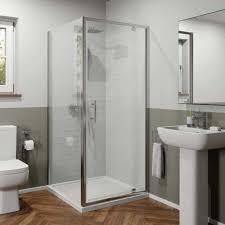 pivot shower door enclosures