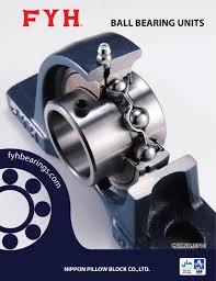 Fyh Unit Bearings Fyh Pdf Catalogs Technical