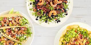 qdoba mexican eats healthy fire roasted shrimp entrees