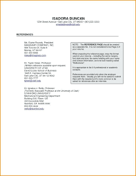 Template Reference List Professional Resume References Format Reference List For Proper