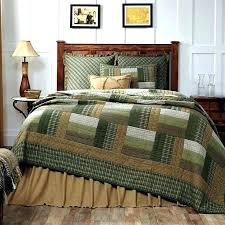 rustic cabin bedding sets rustic quilts for cabins country lodge quilt bedding sham retro lodge quilt