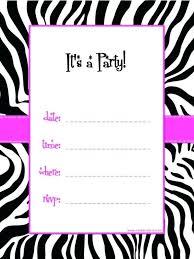 Girl Birthday Invitation Template Party Girl Invitations Bahiacruiser