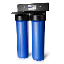 Big Water Filter Systems Ispring Littlewell 2 Stage 80000 Gal Big Blue Whole House Water