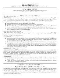 Lead Teller Resume Custom Effective Resume Sample Check Cashing Store Filename Platformeco