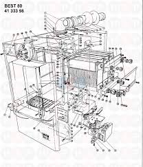 Gas boiler parts diagram new halstead best 80 appliance diagram boiler assembly 1