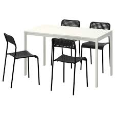 white chairs ikea ikea. Medium Size Of Kitchen Table:ikea Glasgow Table And Chairs Ikea White