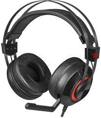 <b>Игровая гарнитура Redragon</b> Talos объемный звук 7.1, кабель 1.8м