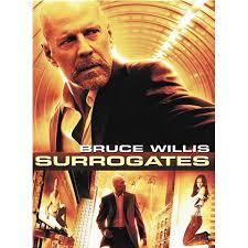 Surrogates Movie Surrogates Poster Movie B 27x40 Walmart Com