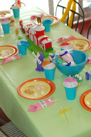Word World Birthday Party Decorations I Am Adding More Pic Flickr